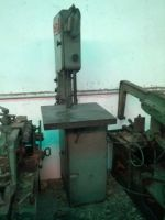 Band Saw Machine SAMUR S 400 1985-Photo 6
