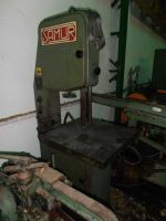 Band Saw Machine SAMUR S 400 1985-Photo 8
