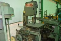 Band Saw Machine SAMUR S 400 1985-Photo 9