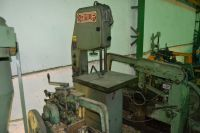 Band Saw Machine SAMUR S 400 1985-Photo 10