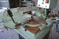 Band Saw Machine TCM CONDOR 270 1991-Photo 6