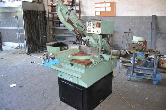 Band Saw Machine TCM CONDOR 270 1991