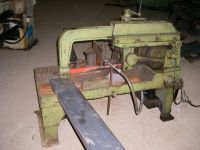 Hacksaw machine UNIZ MODEL 18 1974-Photo 2