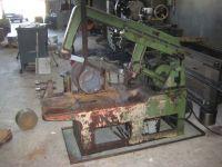 Ijzerzaag machine UNIZ MODEL 24 1974-Foto 2