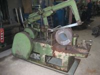 Hacksaw machine UNIZ MODEL 24