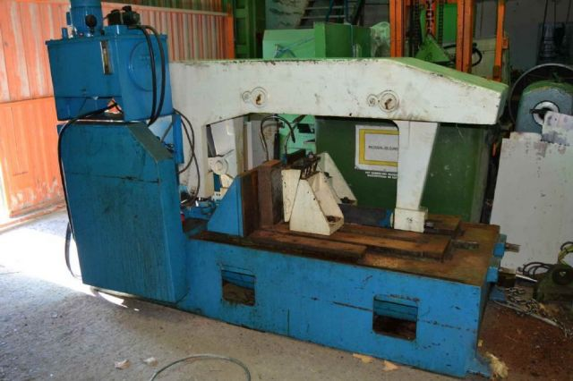 Hacksaw machine UNIZ S 60 1980