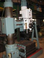 Radial Drilling Machine BOWES 50-1250 1989-Photo 2