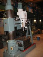 Radial Drilling Machine BOWES 50-1250 1989-Photo 4
