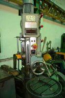 Column Drilling Machine ERLO TCA 25 1986-Photo 3