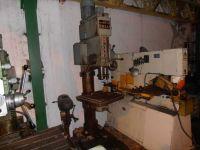 Column Drilling Machine ERLO TCA 60/70 1983-Photo 2
