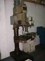 Column Drilling Machine ERLO TCA 60/70 1983-Photo 3