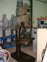 Column Drilling Machine ERLO TCA 60/70 1983-Photo 10