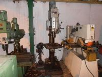 Column Drilling Machine ERLO TCA 60/70