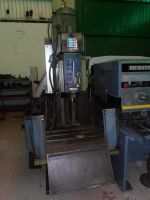 Box Column Drilling Machine IBA EAP 60 1987-Photo 5