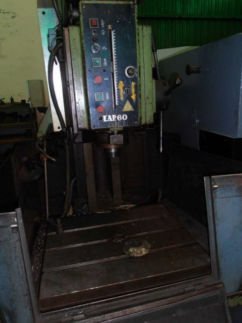 Box Column Drilling Machine IBA EAP 60 1987