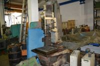 Box Column Drilling Machine IBARMIA 1 B 60 1985-Photo 2