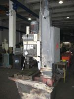 Box Column Drilling Machine IBARMIA 1 B 60 1985-Photo 6