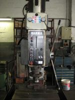 Box Column Drilling Machine IBARMIA 1 B 60 1985-Photo 7