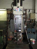 Taladro de columna prismatica IBARMIA 1 B 60 1985-Foto 7
