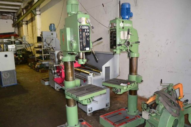 Column Drilling Machine IBARMIA B 30 1992