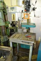 Bench Drilling Machine MUGUI M 15 1987-Photo 2