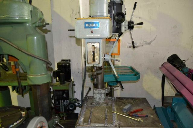 Bench Drilling Machine MUGUI M 15 1987