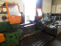 Universal Lathe GURUTZPE SUPER AT se va reconstruir