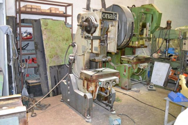 Eccentric Press ONAK MBD 40 1986
