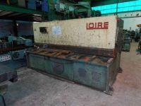 Cizalla guillotina hidráulica LOIRE CHP-1331