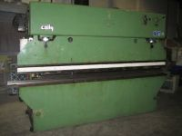 Prensa plegadora hidráulica COLLY 3000 X 50 1991-Foto 2