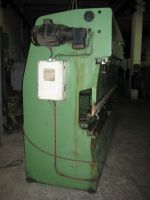 Hydraulic Press Brake COLLY 3000 X 50 1991-Photo 3