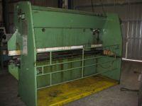 Prensa plegadora hidráulica COLLY 3000 X 50 1991-Foto 4