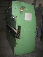 Prensa plegadora hidráulica COLLY 3000 X 50 1991-Foto 5