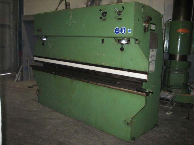 Prensa plegadora hidráulica COLLY 3000 X 50 1991