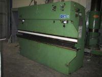 Prensa plegadora hidráulica COLLY 3000 X 50