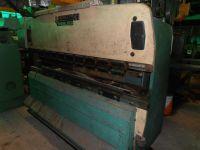 Hydraulic Press Brake MEBUSA PROMECAM RG 50-25 1992-Photo 2