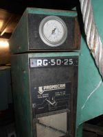Prasa krawędziowa hydrauliczna MEBUSA PROMECAM RG 50-25 1992-Zdjęcie 7