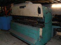 Hydraulic Press Brake MEBUSA PROMECAM RG 50-25 1992-Photo 8