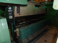 Hydraulic Press Brake MEBUSA PROMECAM RG 50-25 1992-Photo 9