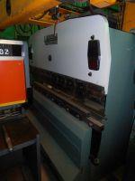 Prasa krawędziowa hydrauliczna MEBUSA PROMECAM RG 40-20 1995-Zdjęcie 11