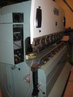 Prasa krawędziowa hydrauliczna MEBUSA PROMECAM RG 40-20 1995-Zdjęcie 3