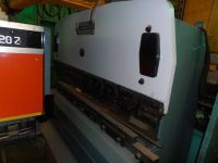 Hydraulic Press Brake MEBUSA PROMECAM RG 40-20