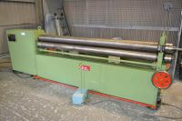 3 Roll Plate Bending Machine DISMA 254 TR