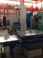 Horizontal Boring Machine UNION CNC BFT 90/5.2
