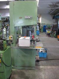 Båndsag maskin Sueri Alfredo SA SAC BW 600