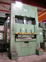 H Frame Hydraulic Press COSMO 318 - 1 PE 1984-Photo 3