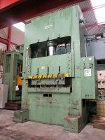 H Frame Hydraulic Press COSMO 318 - 1 PE 1984-Photo 2