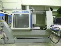CNC vertikale maskineringssenter MIKRON VC 1000
