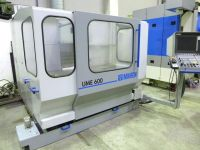 CNC vertikale maskineringssenter MIKRON UME 600