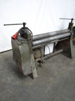 3 Roll Plate Bending Machine STOLTING 1250 X 3